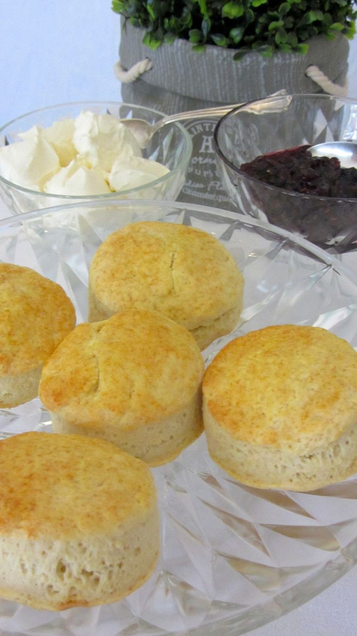 Make Scones the Old Fashioned way and show Mum you love her.