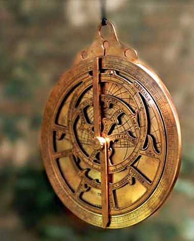 """""""Planispheric Astrolabe"""" or the Astronomical Astrolabe"""