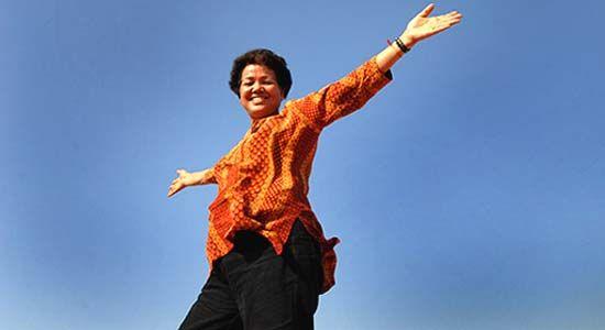 Bachendri Pal- 1st Indian woman on Mt Everest