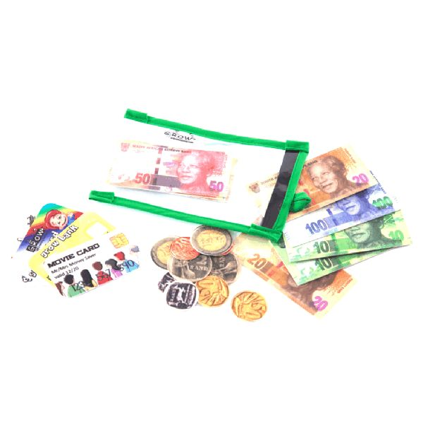 Teaching your child about money can be fun and educational. Also great as a maths resource