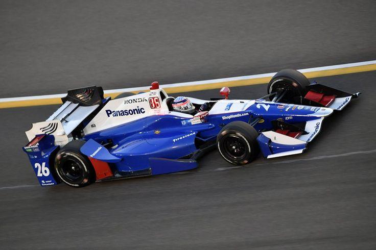 佐藤琢磨、6番手まで追い上げるもリタイアに終わる / インディー  [F1 / Formula 1]