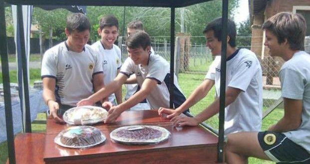 Tienen 15 años y armaron una gran movida solidaria por un amigo | Panorama Rosario