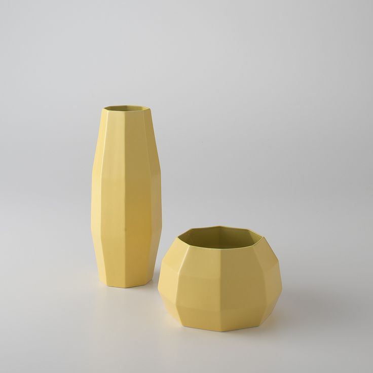 Love These Modern Vases Would Look Awesome On An Accent Table In The Living Room Beside Sofa