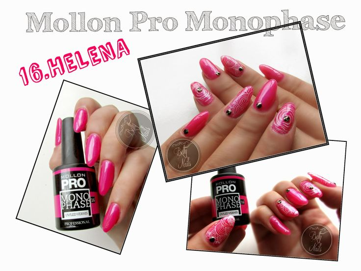 Betty Nails: Mollon Pro Monophase 16 Helena ^ MoYou-London Mother Nature Collec.08