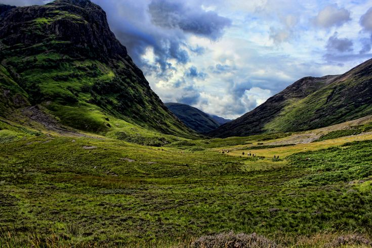 Scotland Landscape | You are viewing