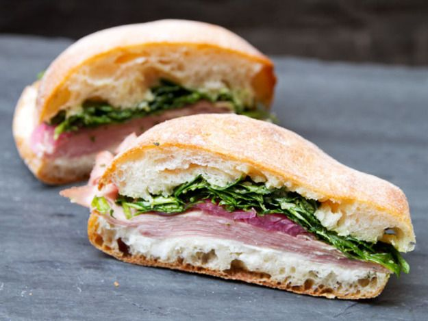 A Sandwich a Day: 'wichcraft's New Mortadella Sandwich