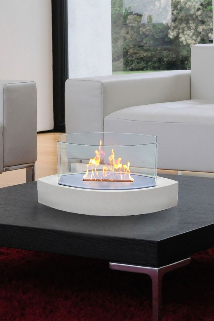Table Top Indoor Fireplace  ♥