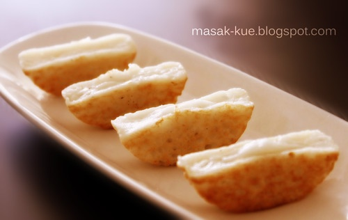 Cara Membuat Kue Pancong mantap and delicius from indonesian