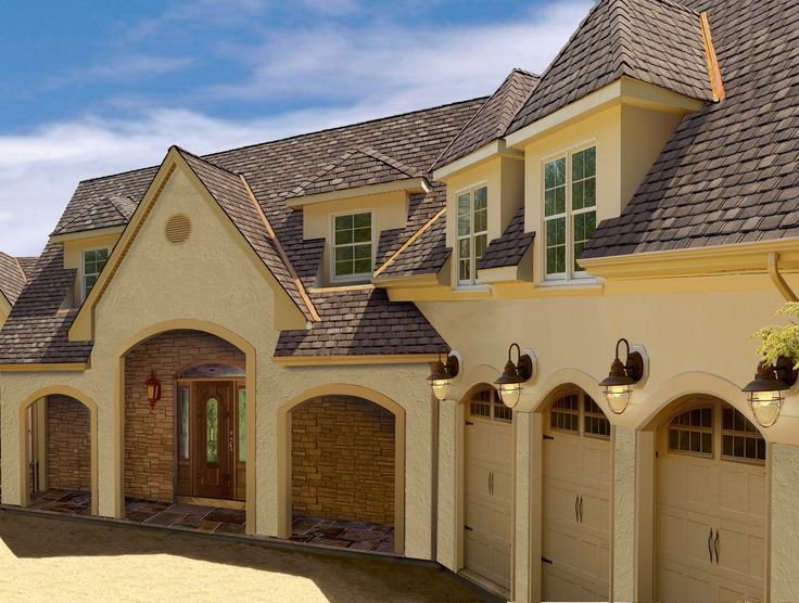 9 best images about roofing for your home on pinterest for Gaf sienna shingles