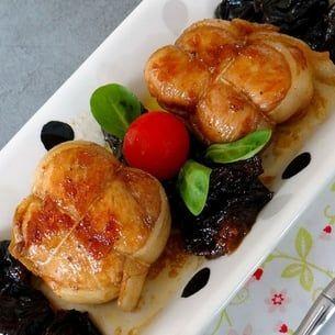 Paupiettes de veau aux pruneaux et à l?Armagnac