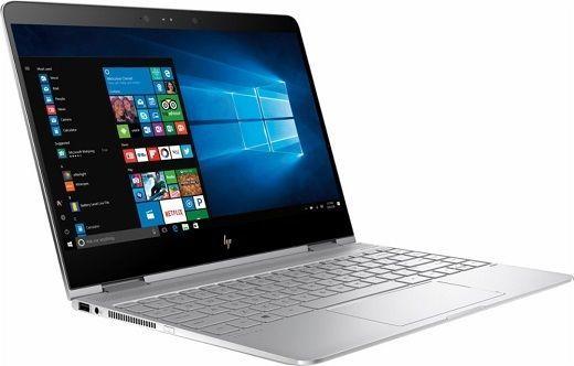 HP Spectre X360 13-AC013DX Notebook i7-7500U 2.7GHz 256GB SSD 13.3 FHD Touch