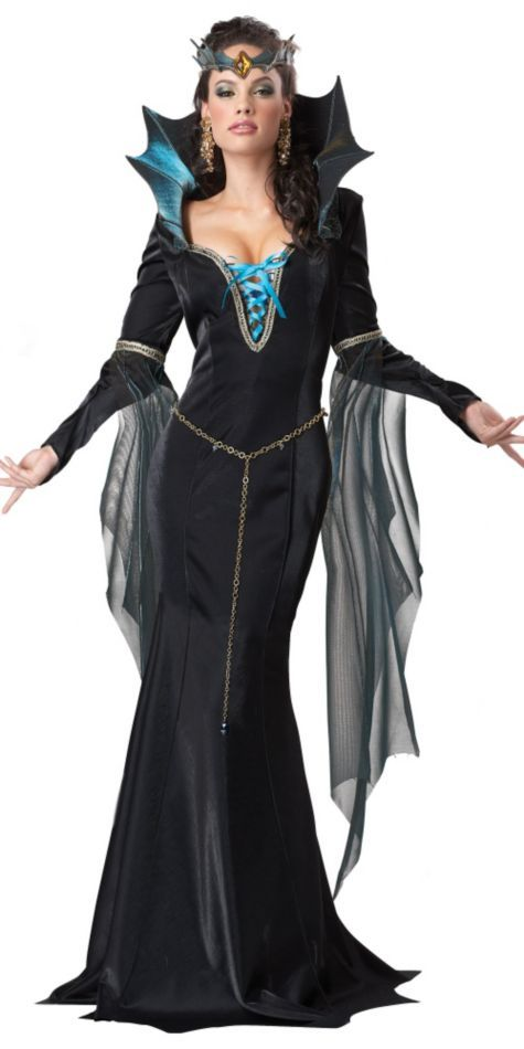 Adult Evil Sorceress Costume - Party City