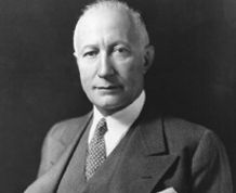Adolf Zukor founded Paramount Pictures as Famous Players Film Company in 1912. paramountstudios.com