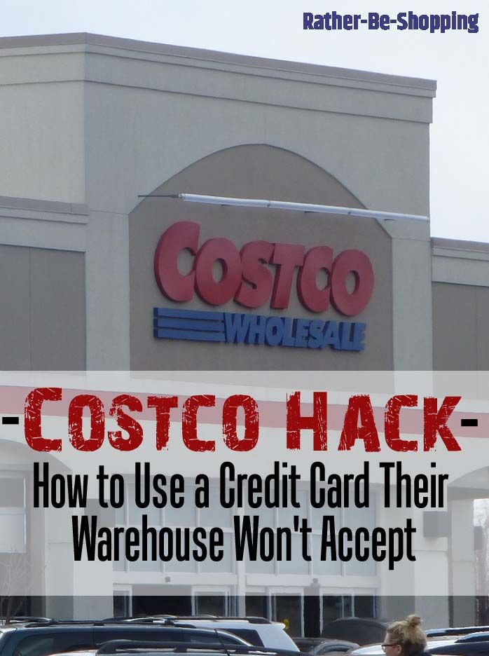 Shop at Costco.com and Use a Credit Card Their Warehouses Wont Accept