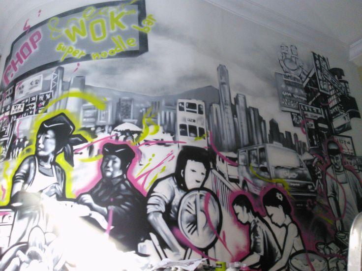 59 Best Shop Interior Exterior Graffiti Images On Pinterest