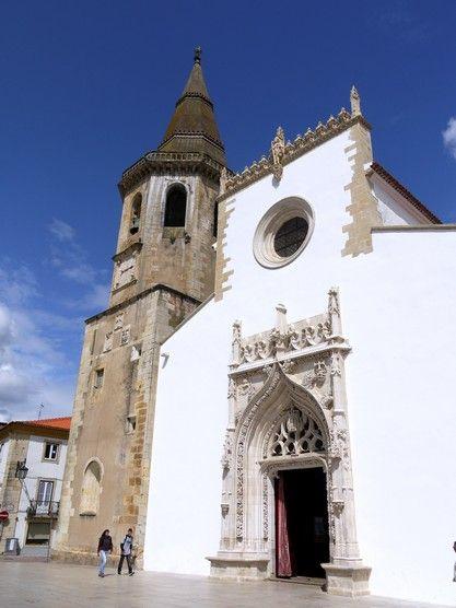 #Tomar #ChurchOfSaintJohnTheBaptist #KnightsTemplar #Templári