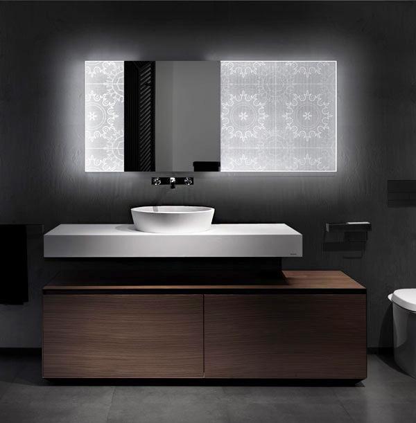 Bathroom Mirror Za 27 best circle mirror bathroom images on pinterest   mirror