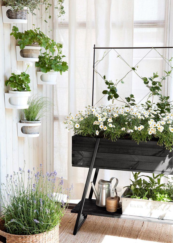 Kodin1 - Kekkilä Jalallinen viljelylaatikko | Kukkaruukut ja kukkalaatikot