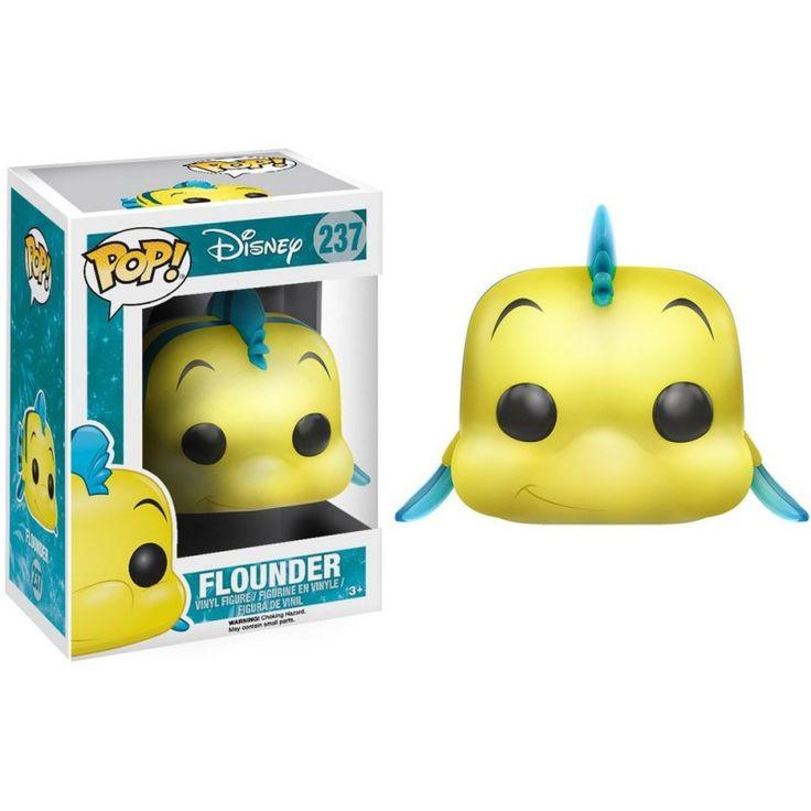 Figurine POP Disney Polochon (Flounder)