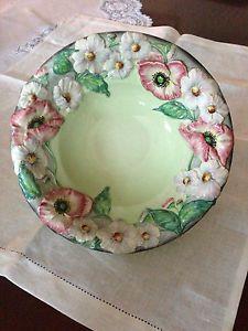 Carlton Ware Poppy Daisy Bowl | eBay
