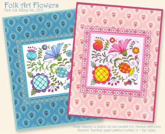 8 Best Pink Ink Stamp Company Images On Pinterest Ink