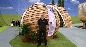 Chris Sneesby: Garden Office, Favorite Places, Office Archipod
