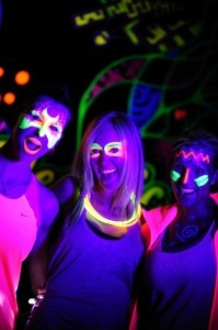 Electric Run 5k- coming to Portland on 7/13/13! I may have to add this to the list of races I must conquer this year.