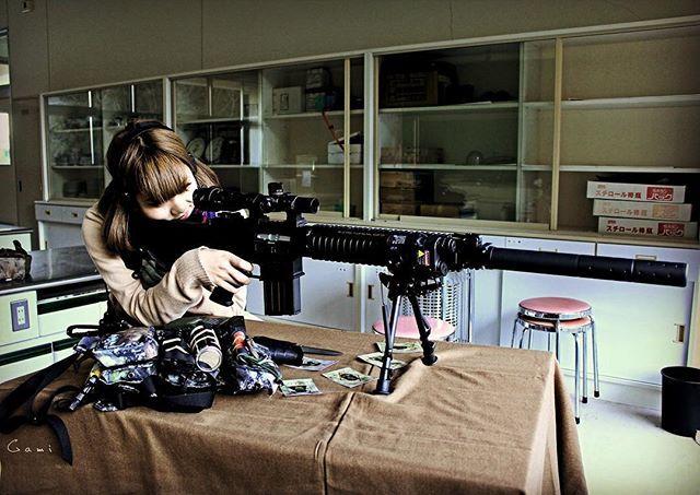 "WEBSTA @ blueswallowtail - Last one... "" TANGO DOWN Club "" High-school girl  #japon #japan #tokyo #TCTknives #F2 #pewpew #sniperrifle #pewpewlife #308win #marksman #sharpshooter #762nato  #308 #DMR #knightsarmament  #kac  #stonerrifle  #SR25  #mk11mod0 #XM110 #HK45 #sniper #gungirl #jk #highschool  #highschoolfriends #highschoolgirls  #schoollife #tacticallife #tacticalgear"