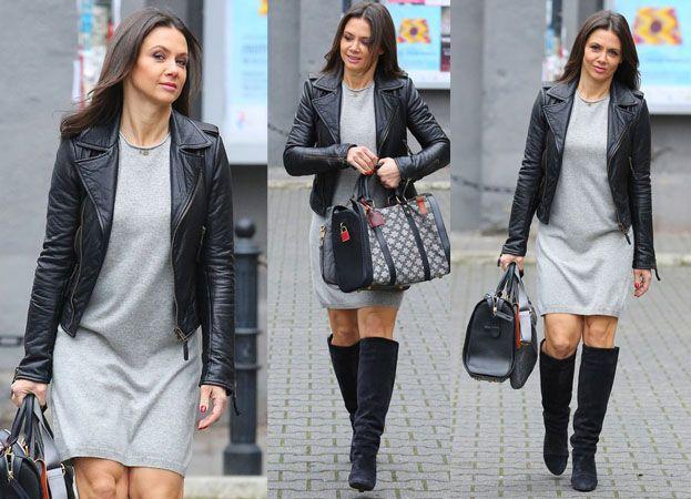 Kinga Rusin outfit