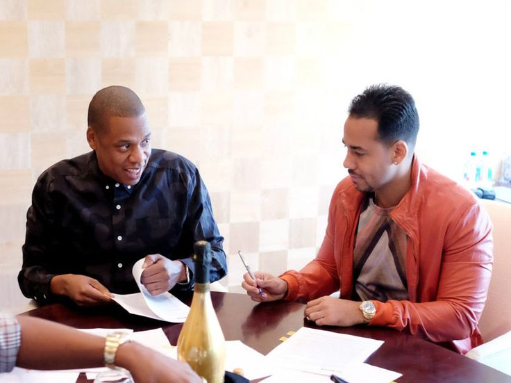 El lanzamiento de Roc Nation Latino una división latina dentro de Roc Nation, con la superestrella Romeo Santos como su CEO.