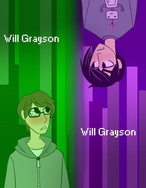 La noche y mis libros: Reseña: Will Grayson Will Grayson (John Green y David Levithan)