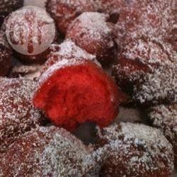 Zelfgemaakte donuts @ allrecipes.nl