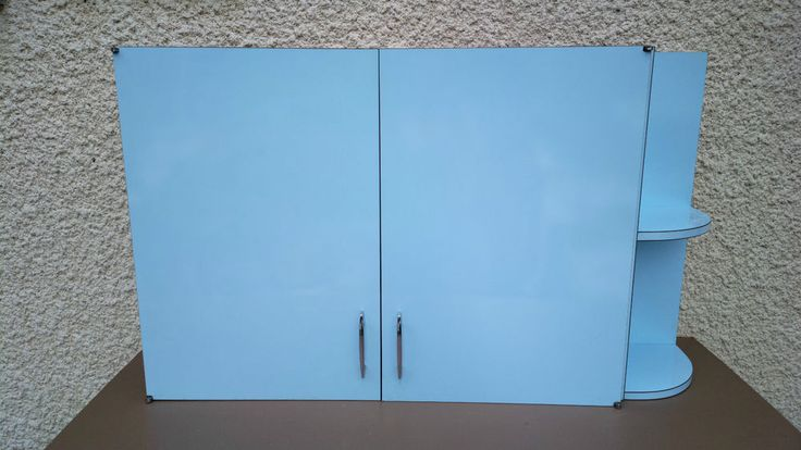 144 best formidable formica images on pinterest for Cuisine formica bleu