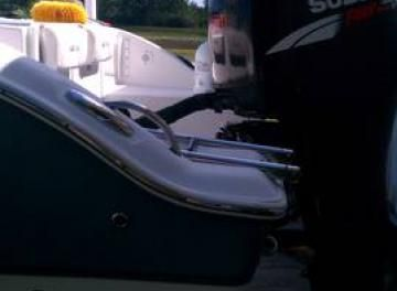 SEA FOX 2007 21' 6 CC I bought this boat brand new in August of 2008. It's in great shape and runs great as well……….SERIOUS INQUIRES ONLY. Has everything you can think of. Live bait well, Garmin 1412 fish finder and GPS 150 HP SUZUKI ENGINE great on gas. Price: $31,500