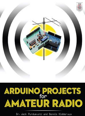 ELECTRONICA Y TELECOMUNICACIONES : ARDUINO PROJECTS FOR AMATEUR RADIO