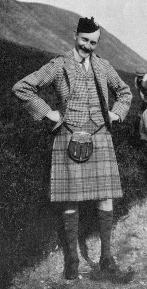 GRANDSON OF QUEEN VICTORIA and ALBERT.  Prince Arthur 2nd Duke of Connaught,  Son of Prince Arthur, 1st Duke of Connaught.