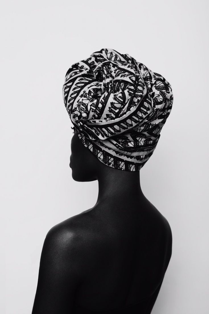 1953 by @lovefola  Photo: J. Quazi King #headscarf. beautiful photograph