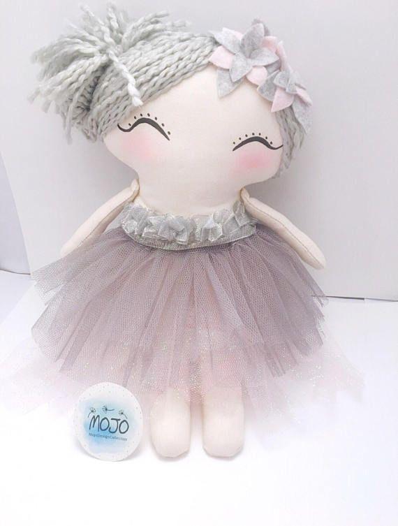 Rag doll / nursery / baby goods / decorative doll / heirloom