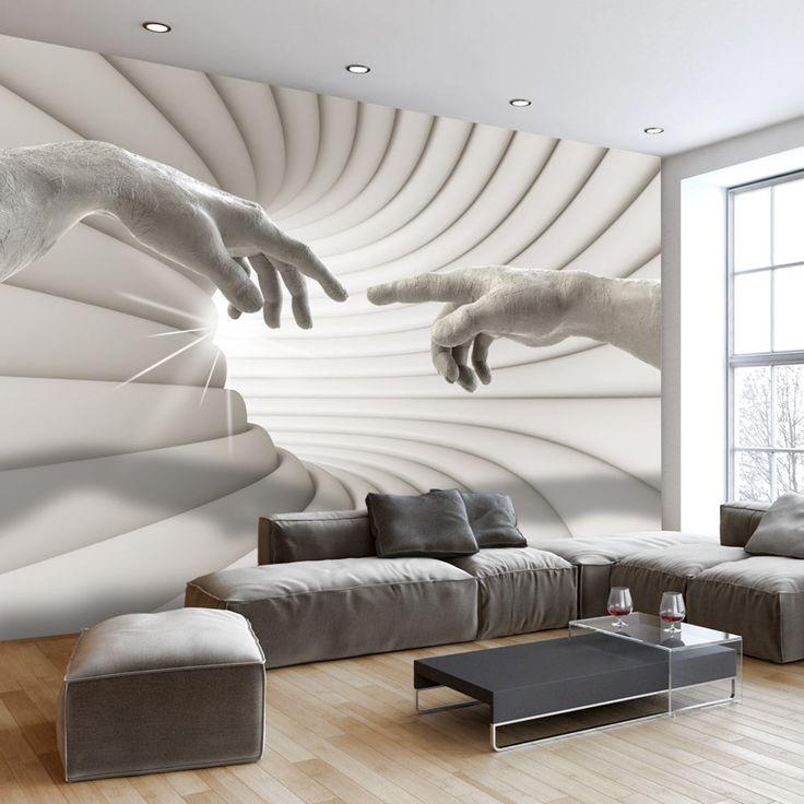 Abstrakt Fototapeta #wallpaper #art #design