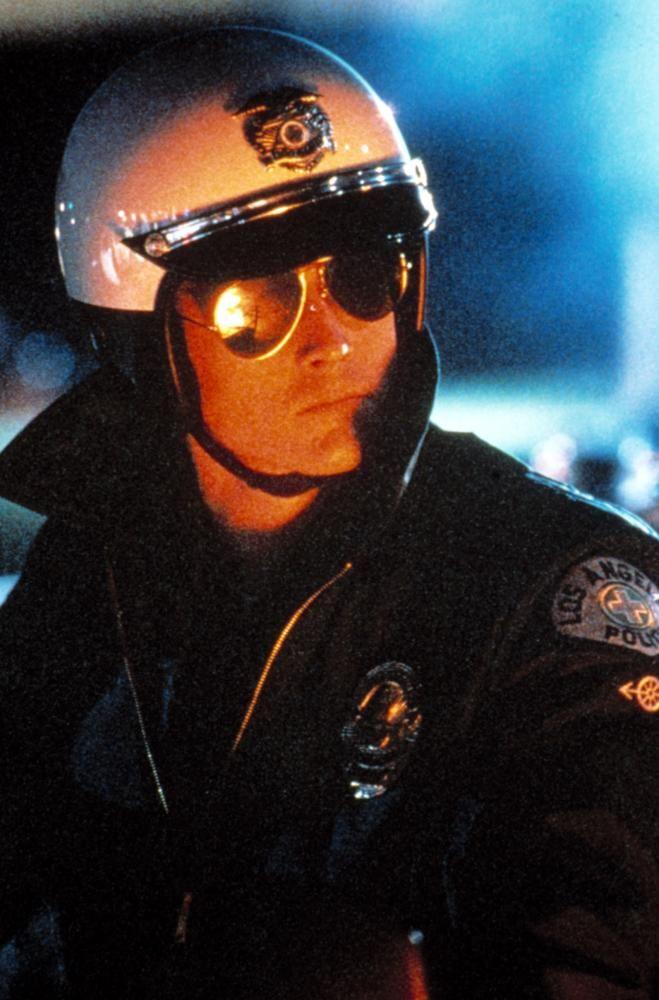 Robert Patrick in Terminator 2: Judgment Day (1991