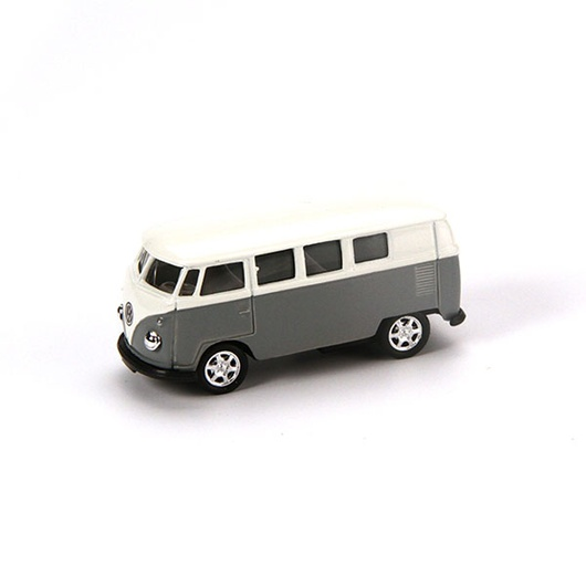 Camionette Volkswagen grise à friction by Boucle d'Or on Shopigram
