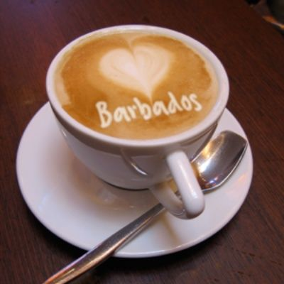 Would you rather be having your morning coffee in #Barbados?