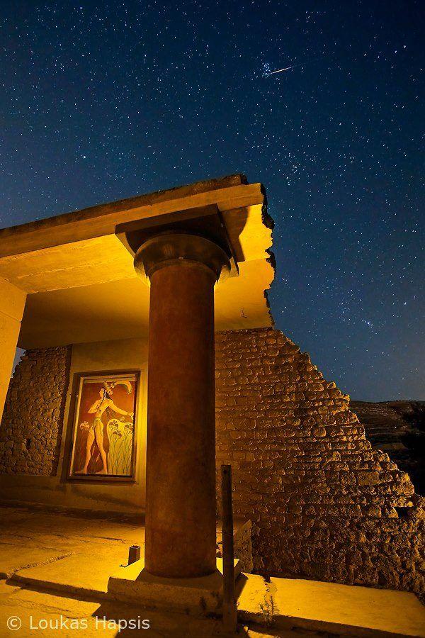 All things Hellenic ~ Ο Τόπος μας....Κνωσσός, Hράκλειο ~ Knossos, Ηerakleion