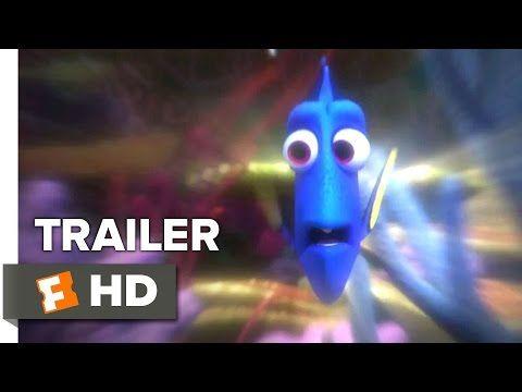 Finding Dory Official Trailer #1 (2016) - Ellen DeGeneres, Idris Elba Animation HD - YouTube