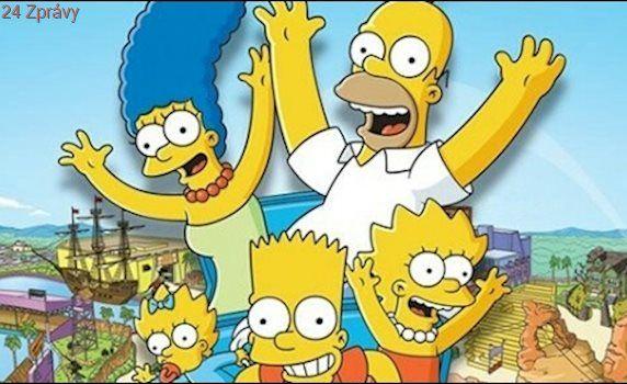 Simpsonovi 28x01 - Monty Burnsův létající cirkus (speciál za 250 subs)