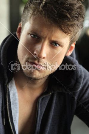 Модели, похожие на 12035861 Young autumn man