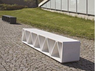 CONSTRUQTA | Panchina in cemento