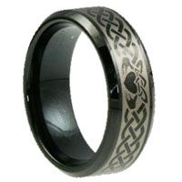 mens claddagh wedding band - Mens Claddagh Wedding Ring