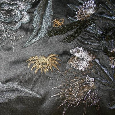 Jenny King embroidery for Topman
