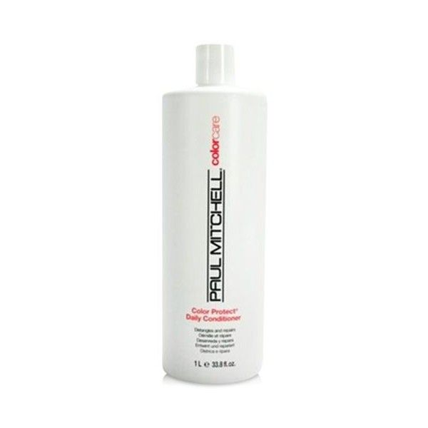 Paul Mitchell Color Protect Daily Conditioner ($23) ❤ liked on Polyvore featuring beauty products, haircare, hair conditioner, no color, paul mitchell hair care, paul mitchell hair conditioner and paul mitchell